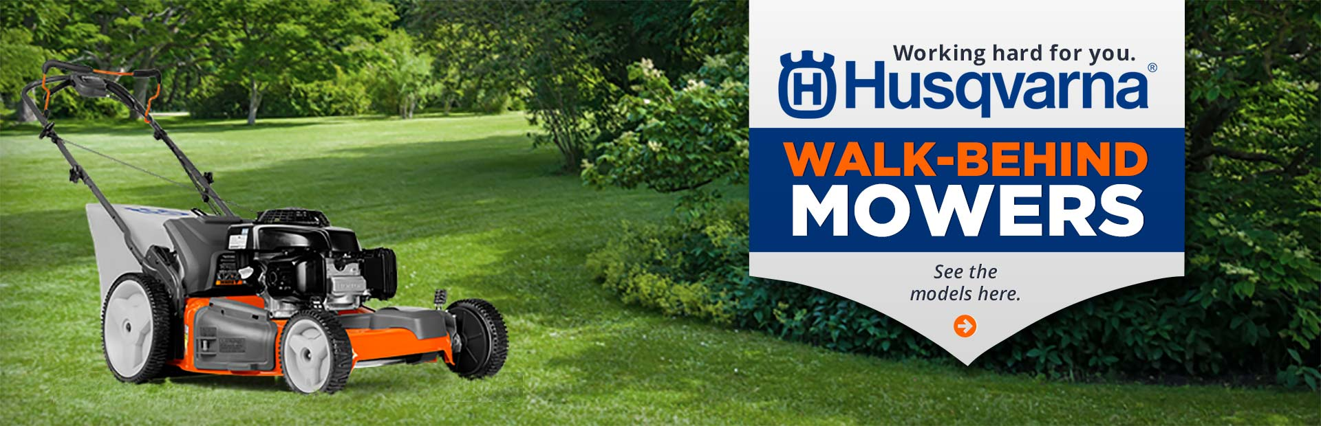 Buddys Small Engine Provides Premium Powersports Products And Rear Riding Mower On Honda Parts Diagram Husqvarna Walk Behind Mowers Click Here To View The Models