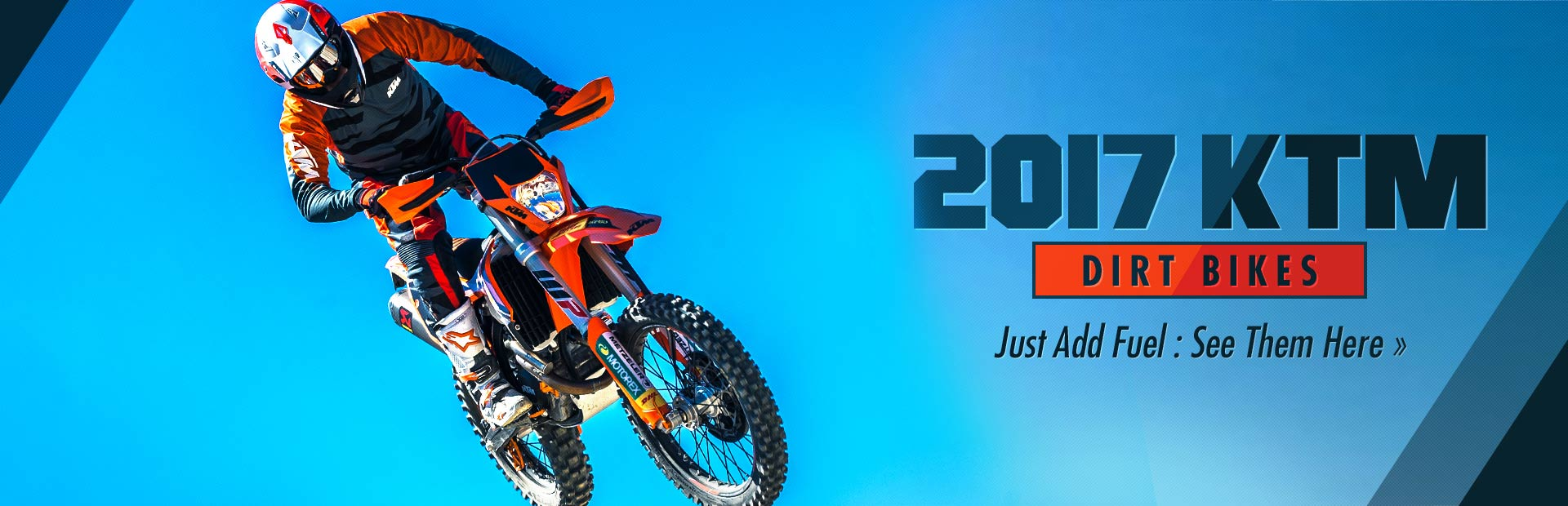 ktm off-road and motocross motorcycles. carson motorsports carson