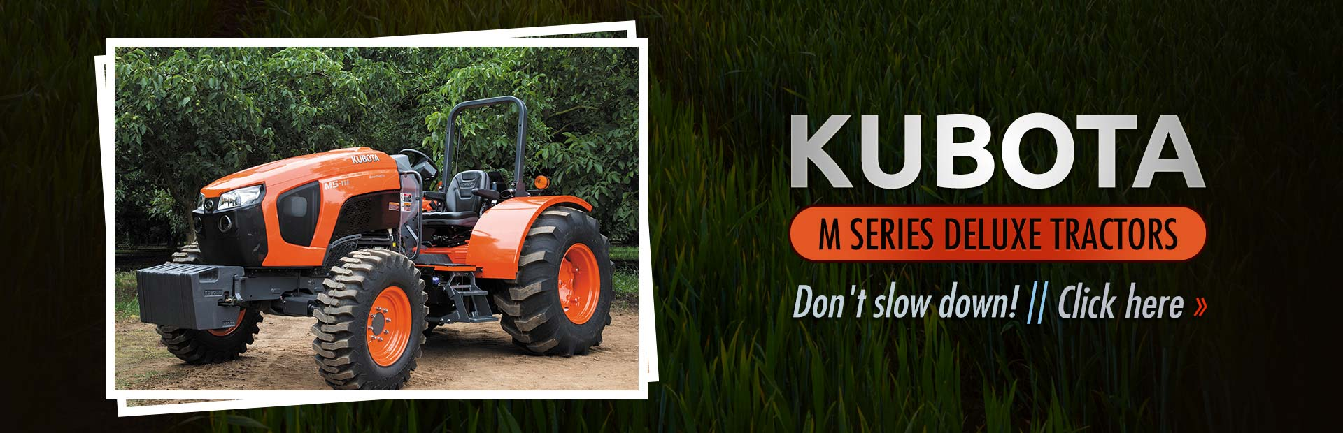 Kubota tractors for sale in kentucky - Click Here To View Our Selection Of Kubota M Series Deluxe Tractors