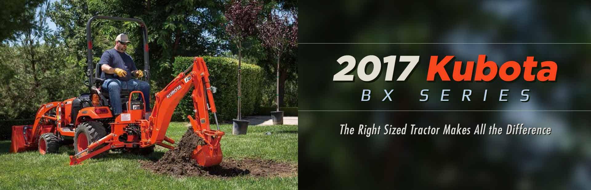 2017 Kubota BX Series Click here to view the models. & Watkins Tractor u0026 Supply | Sunset Equipment