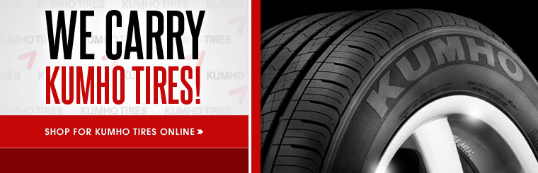 Click here to shop for Kumho tires online.