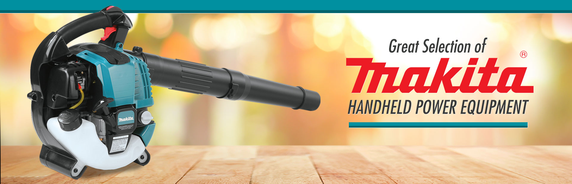 Great Selection of Makita Handheld Power Equipment: Click here to view the models.