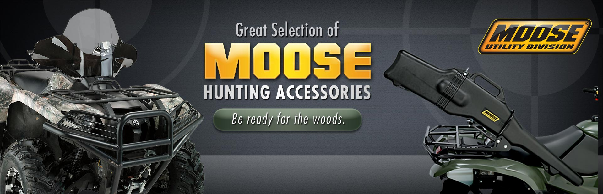 Moose Hunting Accessories: Click here to shop online.