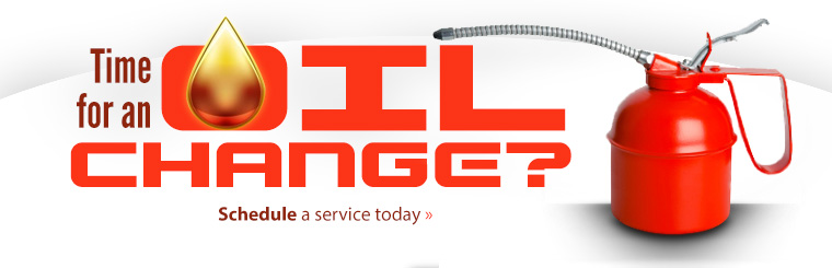 Click here to schedule an oil change online.