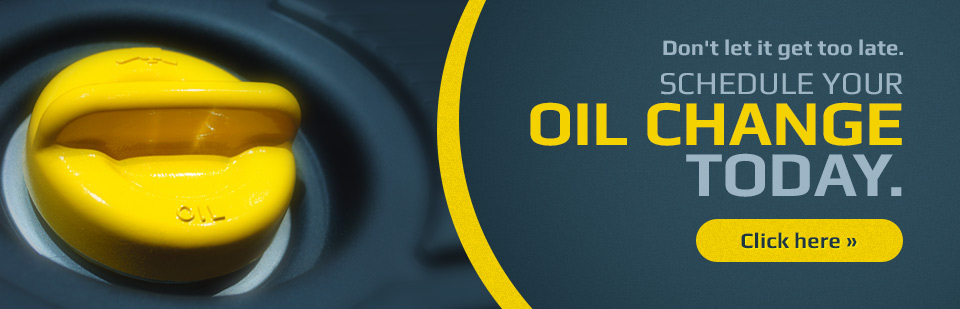 Schedule your oil change today.