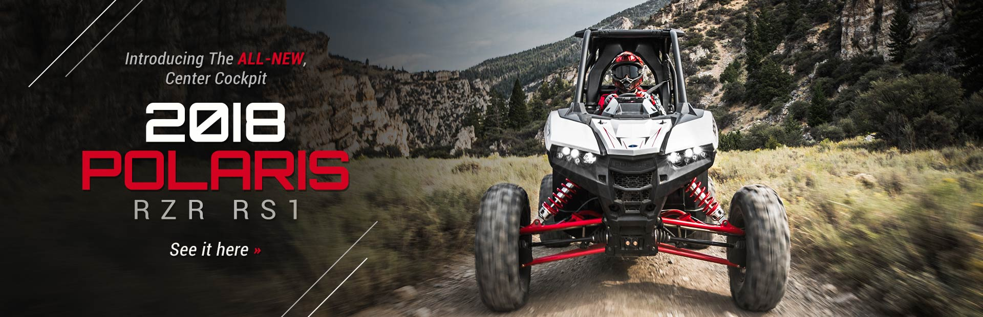 Masmotosports Provides Premium Motorsports Products And Services In Yamaha Rhino 450 Fuel Filter Introducing The All New Center Cockpit 2018 Polaris Rzr Rs1 Click Here To
