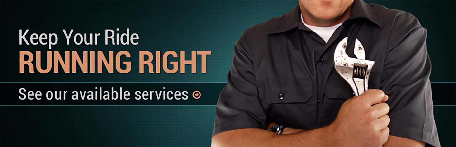 Click here to see our available services.