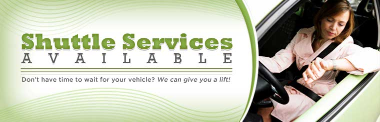Shuttle services are available. Contact us for details.