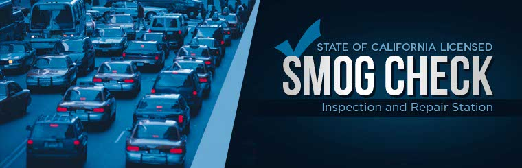 We are a licensed smog check repair and inspection station! Click here to contact us.