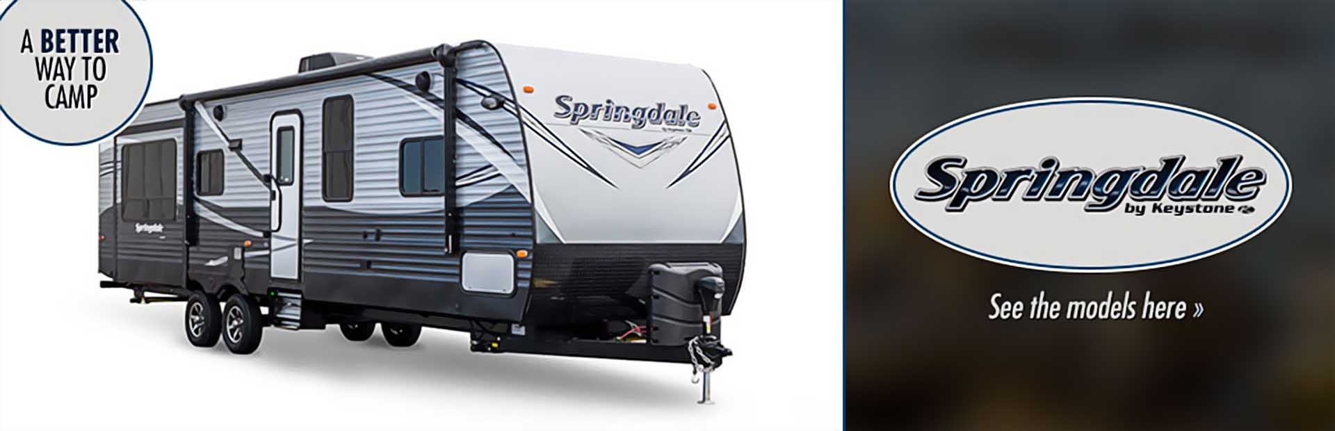 Springdale by Keystone: Click here to view the models.