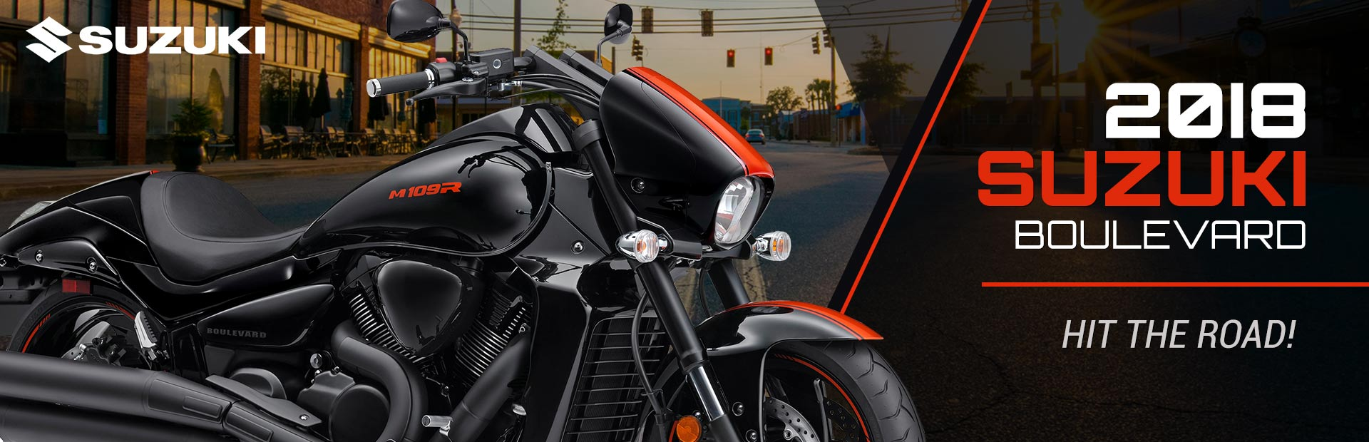 2018 Suzuki Boulevard: Click here to view the models.