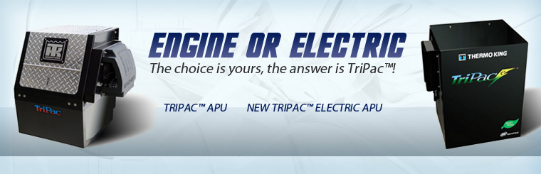TriPac APU: Contact us for information.