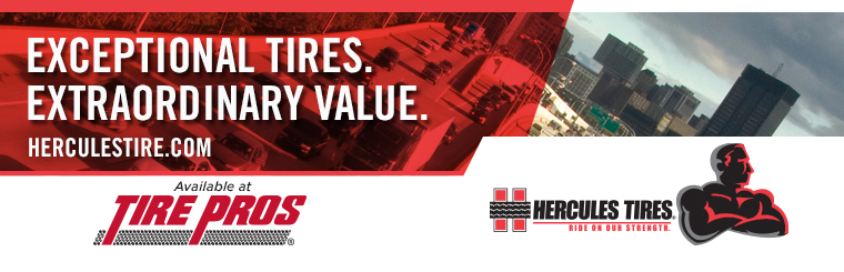 Hercules Tires: Exceptional tires. Extraordinary value. Click here to browse tires.