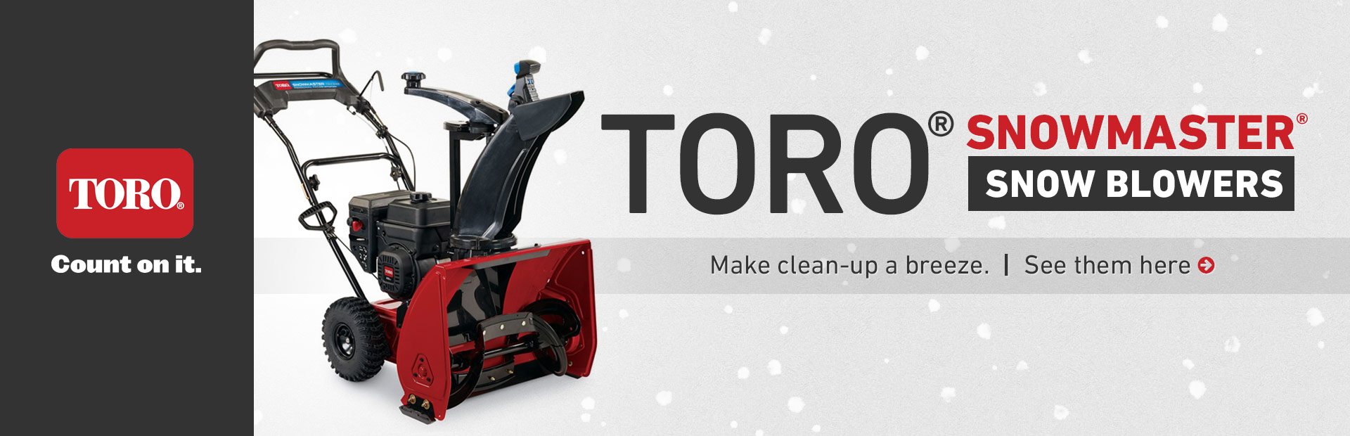 Toro Snowmaster Snow Ers Click Here To View The Models