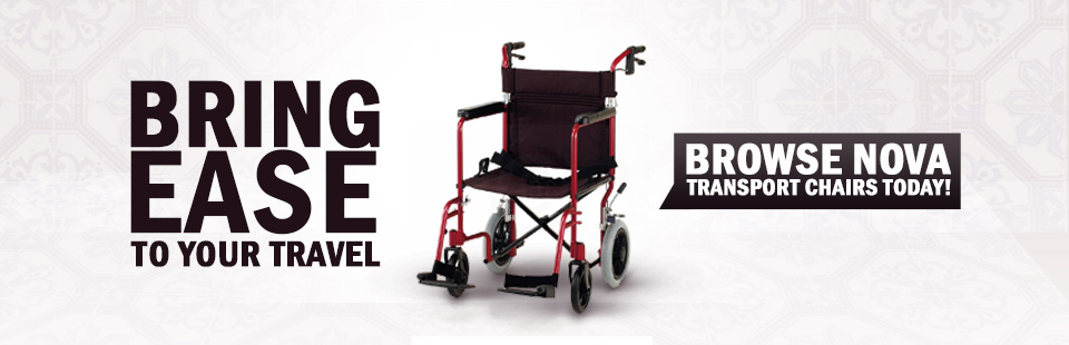 click here to browse nova transport chairs