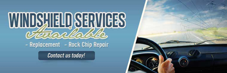 Windshield services are available. Click here to contact us.