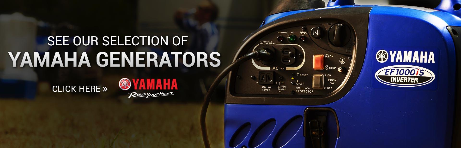 Yamaha of Sylacauga Sylacauga, AL (256) 245-2255