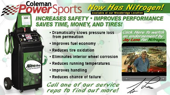 Coleman Power Sports